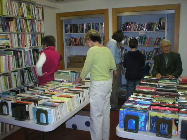 Book Sale March 23!