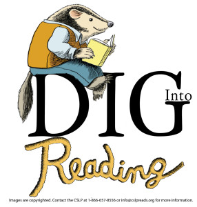 Dig Into Reading!