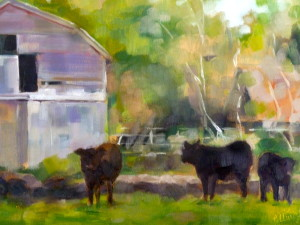 Art Show: Judith Pettingell @ Converse Free Library | Lyme | New Hampshire | United States