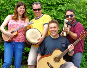 Steve Blunt & Friends: A Totally Epic Summer Reading Show! @ Lyme Common | Lyme | New Hampshire | United States