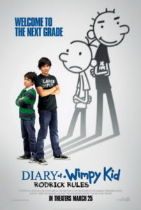 Movie Monday: Diary of a Wimpy Kid/Rodrick Rules @ Converse Free Library | Lyme | New Hampshire | United States