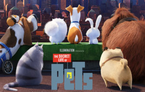 Monday Movie: Secret Life of Pets @ Converse Free Library | Lyme | New Hampshire | United States