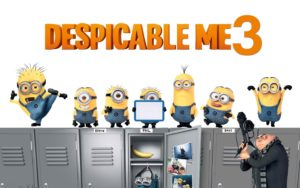Afterschool Movie: Despicable Me 3 @ Converse Free Library | Lyme | New Hampshire | United States